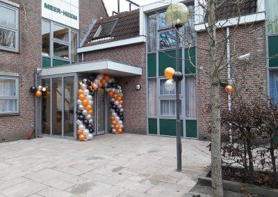 Ballonnnenboog bejaardenhuis